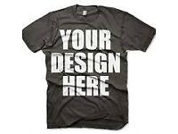 T-SHIRT DESIGN AND PRINT, MAKE YOUR OWN SHIRTS