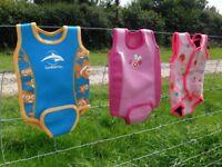 Girls Swim Aids Floats 0 to 18 months - Bargain