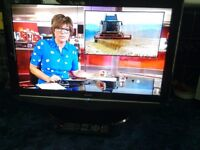 26 inch LCD Flat flat screen Television. Great TV Picture, Brand New Remote Control