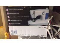 *NEW*. Sewing machine