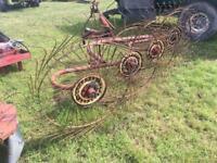 Looking for Vic on acrobat hay turner