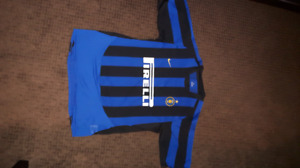 Official Nike Inter Milan team jersey, size XL