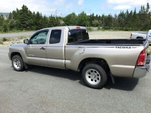 2008 Toyota Tacoma Extended Cab Pickup Truck
