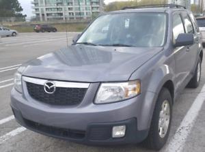 Urgent _4x4 SUV Mazda Tribute
