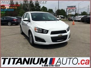2012 Chevrolet Sonic LT+Remote Starter+Heated Seats+BlueTooth+Tr