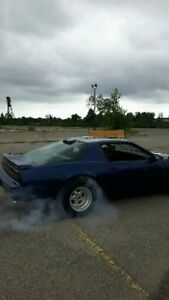 86 Firebird Tons Of HP And Tons Of Work