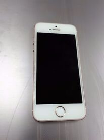 Iphone 5 SE Rose gold - Just (for spare parts) - good condition
