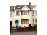 Two large double bedrooms available in lovely, spacious house.