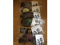 JOB LOT 82 Pairs of Junior Sun Glasses. Brand New in Packets. A range of colours and styles.