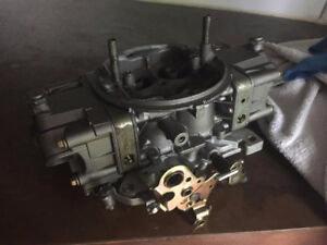 Holley Carb 750 - Brand new baseplate