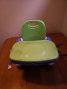 Fisher Price booster seat - high chair