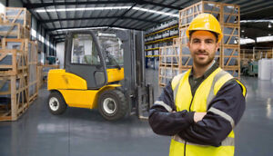 FORKLIFT OPERATOR,GL REQUIRED URGENTLY / ALSO PROVIDE FL LICENCE