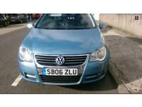 Volkswagen eos convertible 2006 ** extremely low mileage 45k