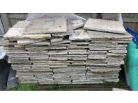 Outdoor large solid stone flooring tiles x100-150