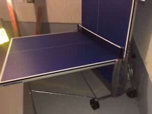 cornilleau ping pong table