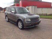 24/7 Trade sales NI Trade Prices for the public 2007 Land Rover Range Rover vogue 3.6 TDV8 HSE