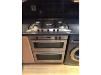 Neff electric oven and gas hob 5 ring burner