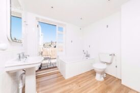 Large maisonette in central Brighton - Unfurnished, available early August
