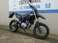 2014 YAMAHA WR 125 X BLACK, ** LOW MILES**