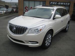 2013 Buick Enclave AWD/NAVIGATION/DOUBLE SUNROOF/BLIND SPOT/R. C