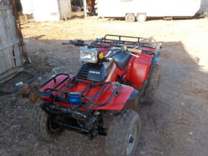 84 Honda 200 4-wheeler parts