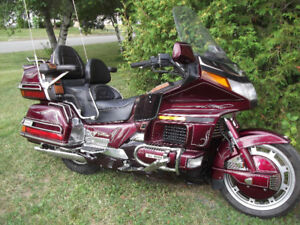Honda Goldwing 1500 GL serviced and ready to ride