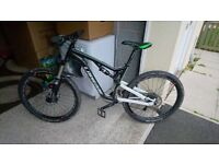 Lapierre zesty xm227 enduro mountain bike