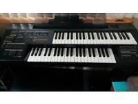 Yamaha hc2 organ portable