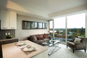 Luxury south facing one-bedroom Soho Champagne condo for rent