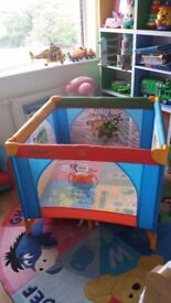 travel/play cot