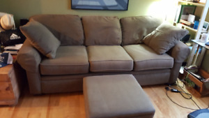 Brown Wholehome couch
