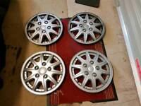 "14"" Hubcaps (14 inch wheel trims)"