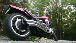 Yamaha warrior 1700