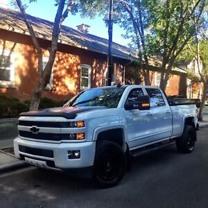2015 Chevrolet 3500HD LTZ Z71 Custom Sport