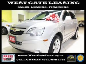 2008 Saturn VUE V6 XR | SAFETY CERTIFIED |