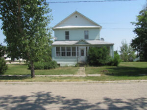 Home for Rent or Sale in Rouleau