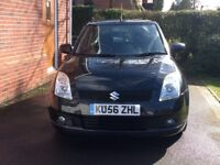 Suzuki Swift 1.5 GLX VVT 3 door, MOT May 18, 96,000miles