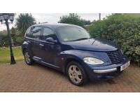 Amazing condition Automatic 2L 2001 PT Cruiser. Chrome wheels. Heated leather seats. Bargain price.