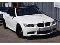 2013 BMW 3 Series M3 Convertible 4.0V8 420 DCT7 Petrol white DualClutch
