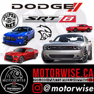 Dodge Charger & Challenger Parts | Best Prices in Canada