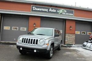 2015 Jeep Patriot High Altitude 4WD+CUIR+TOIT