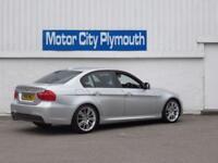 2011 61 BMW 3 SERIES 2.0 320D M SPORT 4D 181 BHP DIESEL