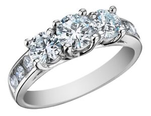 2.00 CTW engagement ring.