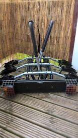 thule tow bar 3 bike rack