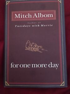 For One More Day by Mitch Alborn