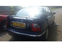 Rover 45 2003 Impression S3