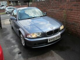 BMW 318Ci Long MOT 2 door coupe 318 ci