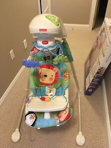 Fisher Price Swing (with adapter)