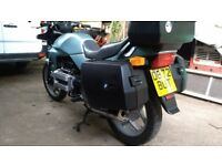 BMW K75C 1987 with full bmw luggage VGC