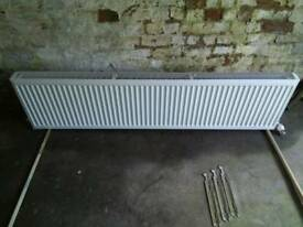 Brand New Stelrad 1800 x 450 double radiator